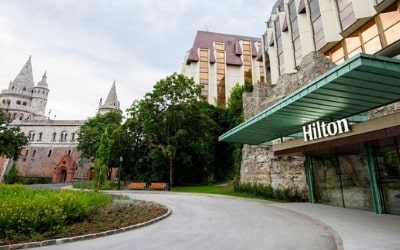 Hilton Hotel Budapest
