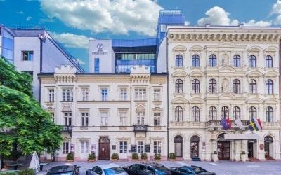 President Hotel Budapest