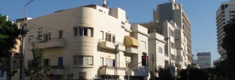 bauhaus-építészeti-stílus-tel-aviv-fehér-város
