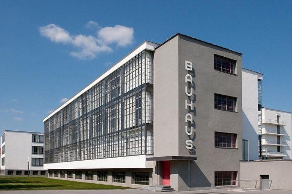 100 éves a bauhaus építészeti stílus